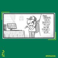 Caricatura Noticiero Poteleche – Diario Libre, 18 de Mayo, 2020