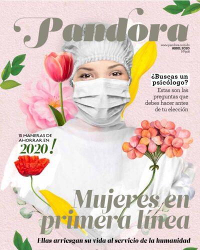Portada Pandora, Abril, 2019