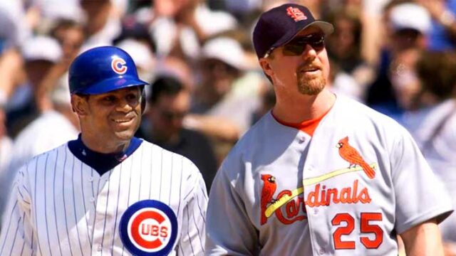 "Viene ""Long Gone Summer"", el documental que hablará de Sammy Sosa y Mark McGwire"