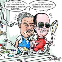 Caricatura Cristian Caricaturas – El Día, 13 de Julio, 2020