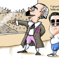Caricatura El Caribe – Mercader, 22 de Julio, 2020