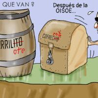 Caricatura El Caribe – Mercader, 24 de Julio, 2020