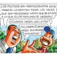 Caricatura Rosca Izquierda – Diario Libre, 13 de Julio, 2020