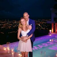Habrá una segunda boda deportiva: Félix Sánchez y María Dimitrova