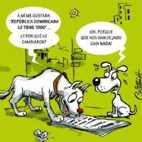 Caricatura Cristian Caricaturas – El Día, 23 de Octubre, 2020