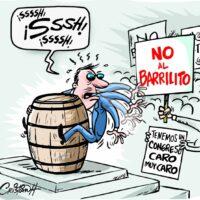 Caricatura Cristian Caricaturas – El Día, 26 de Octubre, 2020