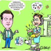 Caricatura Cristian Caricaturas – El Día, 29 de Octubre, 2020
