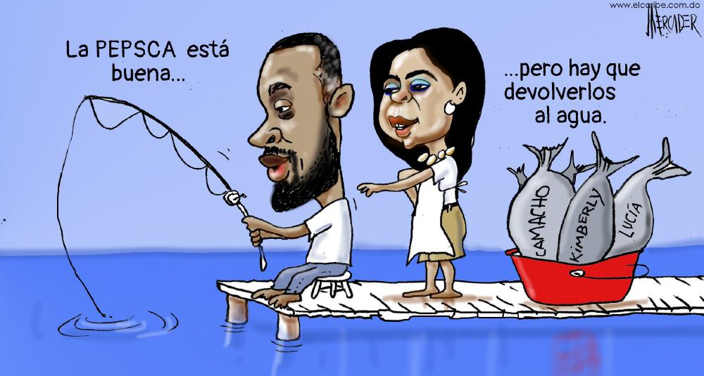 Caricatura El Caribe – Mercader, 26 de Octubre, 2020