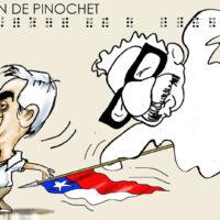 Caricatura El Caribe – Mercader, 27 de Octubre, 2020