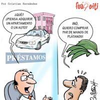 Caricatura Fuaquiti, 26 de Octubre, 2020 – ¡Solicitando un préstamo!