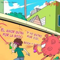 Caricatura Fuaquiti, 27 de Octubre, 2020 – ¡El grafiti!