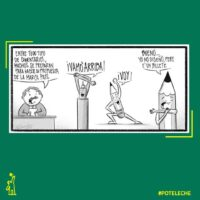 Caricatura Noticiero Poteleche – Diario Libre, 29 de Octubre, 2020