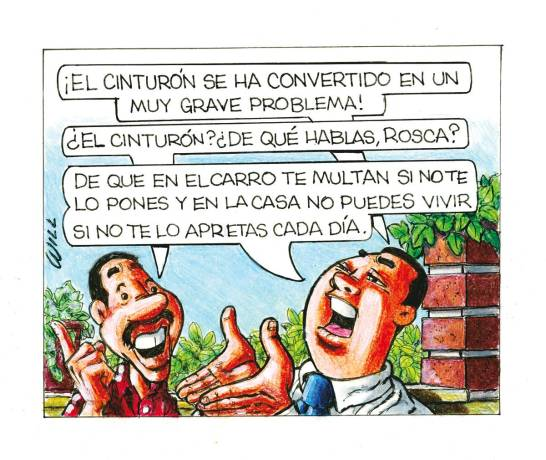 Caricatura Rosca Izquierda – Diario Libre, 14 de Octubre, 2020