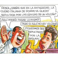 Caricatura Rosca Izquierda – Diario Libre, 22 de Octubre, 2020