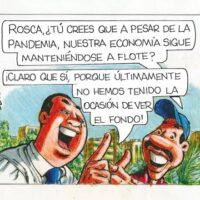 Caricatura Rosca Izquierda – Diario Libre, 23 de Octubre, 2020