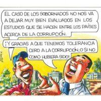 Caricatura Rosca Izquierda – Diario Libre, 27 de Octubre, 2020