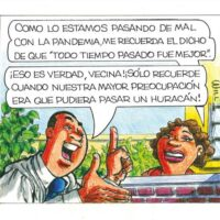 Caricatura Rosca Izquierda – Diario Libre, 29 de Octubre, 2020