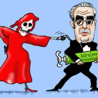 Caricatura El Caribe – Mercader, 02 de Noviembre, 2020