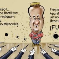 Caricatura El Caribe – Mercader, 04 de Noviembre, 2020