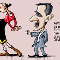 Caricatura El Caribe – Mercader, 05 de Noviembre, 2020
