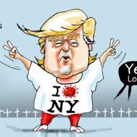 Caricatura El Caribe – Mercader, 12 de Noviembre, 2020