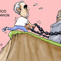 Caricatura El Caribe – Mercader, 18 de Noviembre, 2020