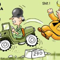 Caricatura El Caribe – Mercader, 20 de Noviembre, 2020