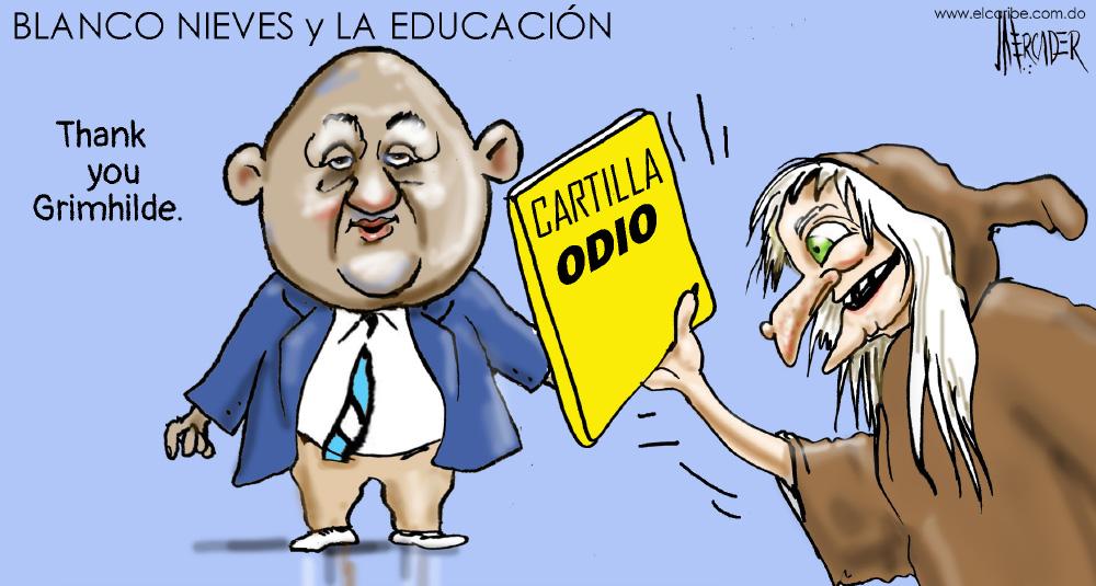 Caricatura El Caribe – Mercader, 23 de Noviembre, 2020