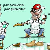 Caricatura El Caribe – Mercader, 25 de Noviembre, 2020