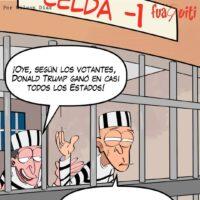 Caricatura Fuaquiti, 12 de Noviembre, 2020 – ¡Cárcel la Libertad!