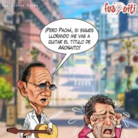 Caricatura Fuaquiti, 12 de Noviembre, 2020 – ¡El Pachá y el Añoñaito!