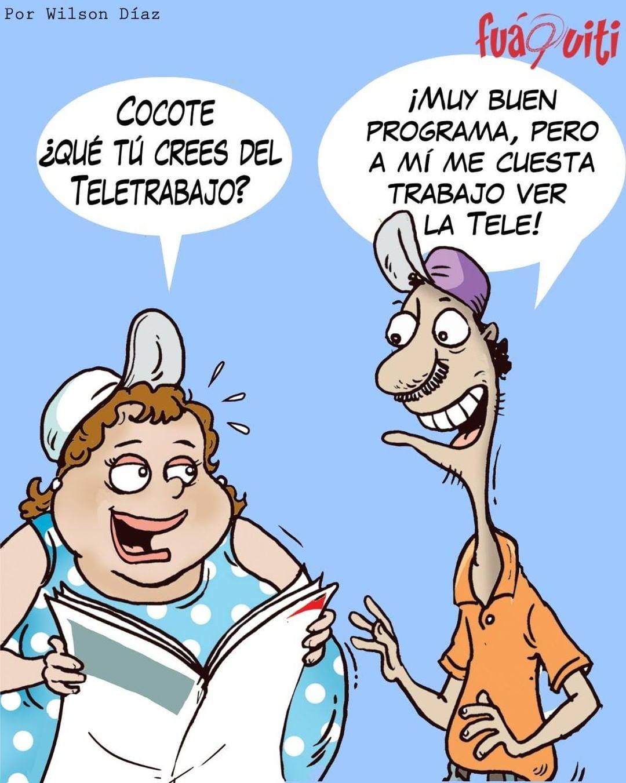 Caricatura Fuaquiti, 23 de Noviembre, 2020 – ¡Cocote y Molleja!