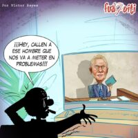 Caricatura Fuaquiti, 23 de Noviembre, 2020 – ¡Rondón!