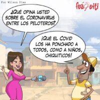 Caricatura Fuaquiti, 25 de Noviembre, 2020 – ¡A la calle no hay quien la calle!