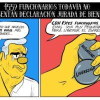 Caricatura Jarúl – 13 de Noviembre, 2020 – ¡Ay el funcionario! Como diría Wilfrido