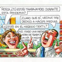 Caricatura Rosca Izquierda – Diario Libre, 13 de Noviembre, 2020