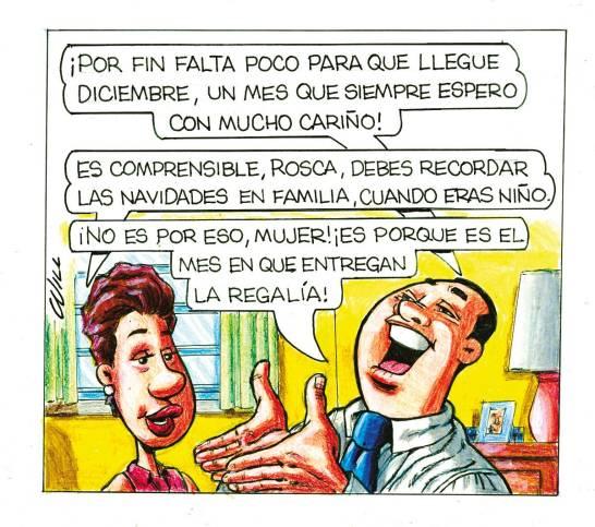 Caricatura Rosca Izquierda – Diario Libre, 20 de Noviembre, 2020