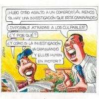 Caricatura Rosca Izquierda – Diario Libre, 25 de Noviembre, 2020