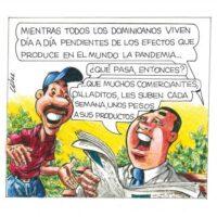 Caricatura Rosca Izquierda – Diario Libre, 26 de Noviembre, 2020