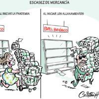 Caricatura Cristian Caricaturas – El Día, 07 de Diciembre, 2020