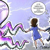 Caricatura Cristian Caricaturas – El Día, 15 de Diciembre, 2020