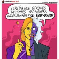 Caricatura Jarúl – 04 de Diciembre, 2020 – El debido proceso