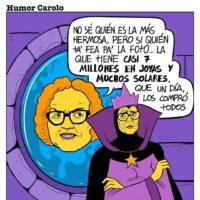 Caricatura Jarúl – 06 de Diciembre, 2020 – Fea pa' la foto