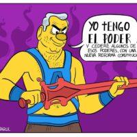 Caricatura Jarúl – 10 de Diciembre, 2020