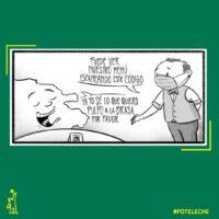 Caricatura Noticiero Poteleche – Diario Libre, 09 de Diciembre, 2020