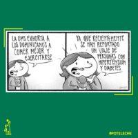 Caricatura Noticiero Poteleche – Diario Libre, 11 de Diciembre, 2020