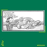 Caricatura Noticiero Poteleche – Diario Libre, 21 de Diciembre, 2020