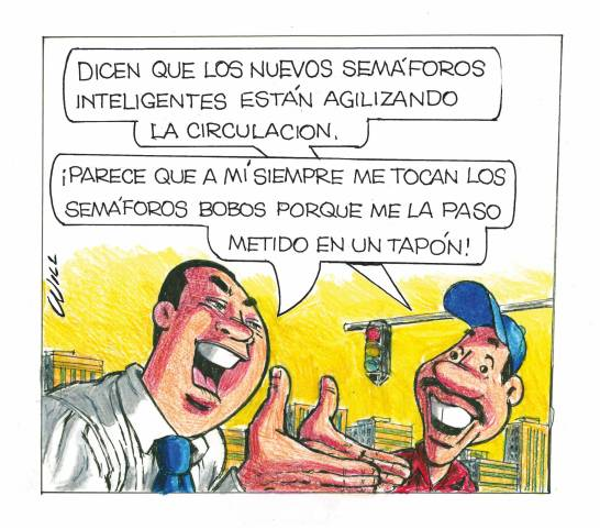 Caricatura Rosca Izquierda – Diario Libre, 07 de Diciembre, 2020