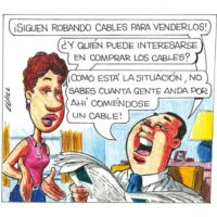 Caricatura Rosca Izquierda – Diario Libre, 08 de Diciembre, 2020