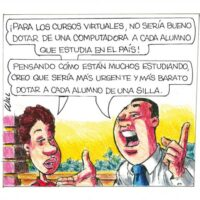 Caricatura Rosca Izquierda – Diario Libre, 09 de Diciembre, 2020